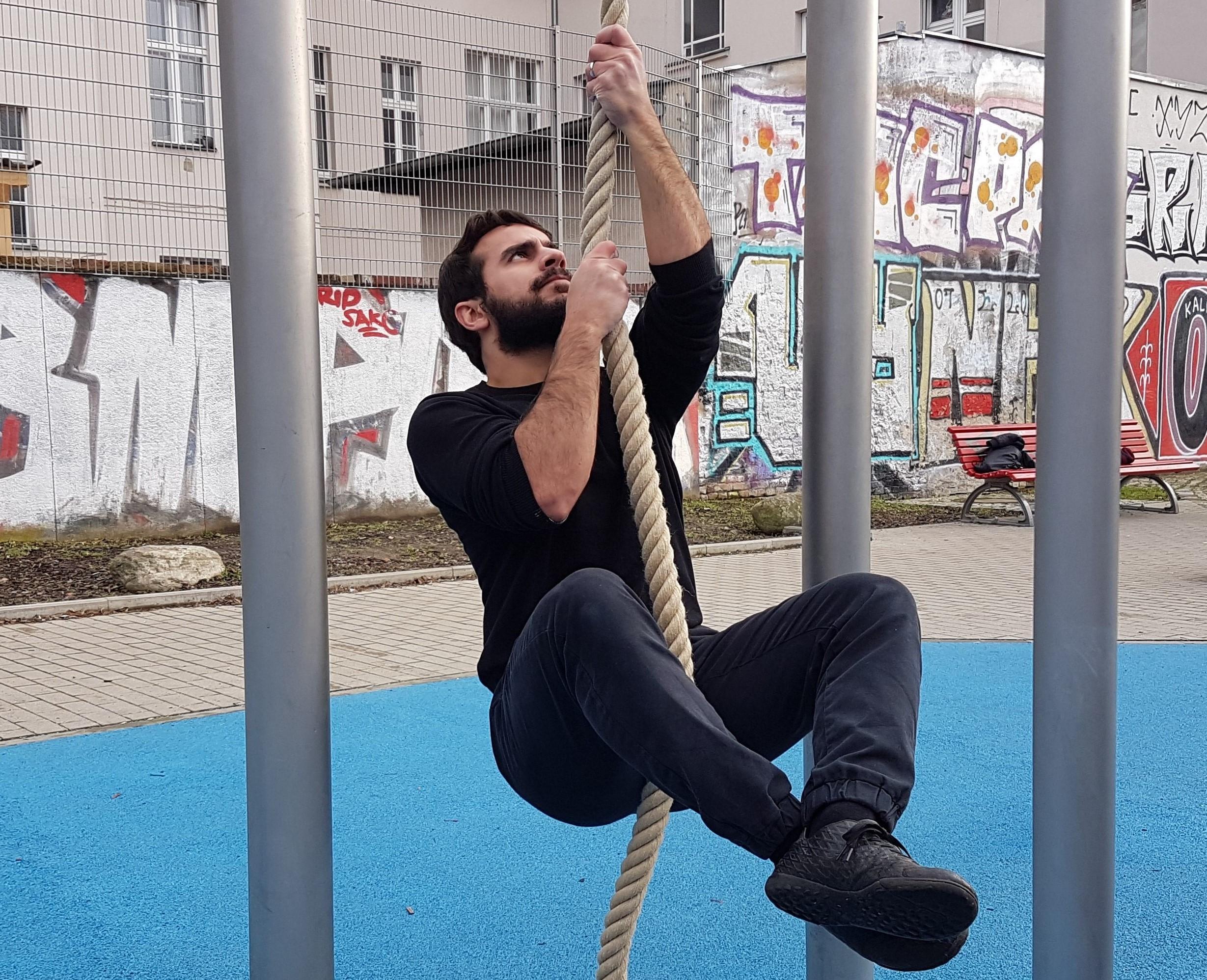 Trainer Cihad   Dein Personal Trainer Berlin
