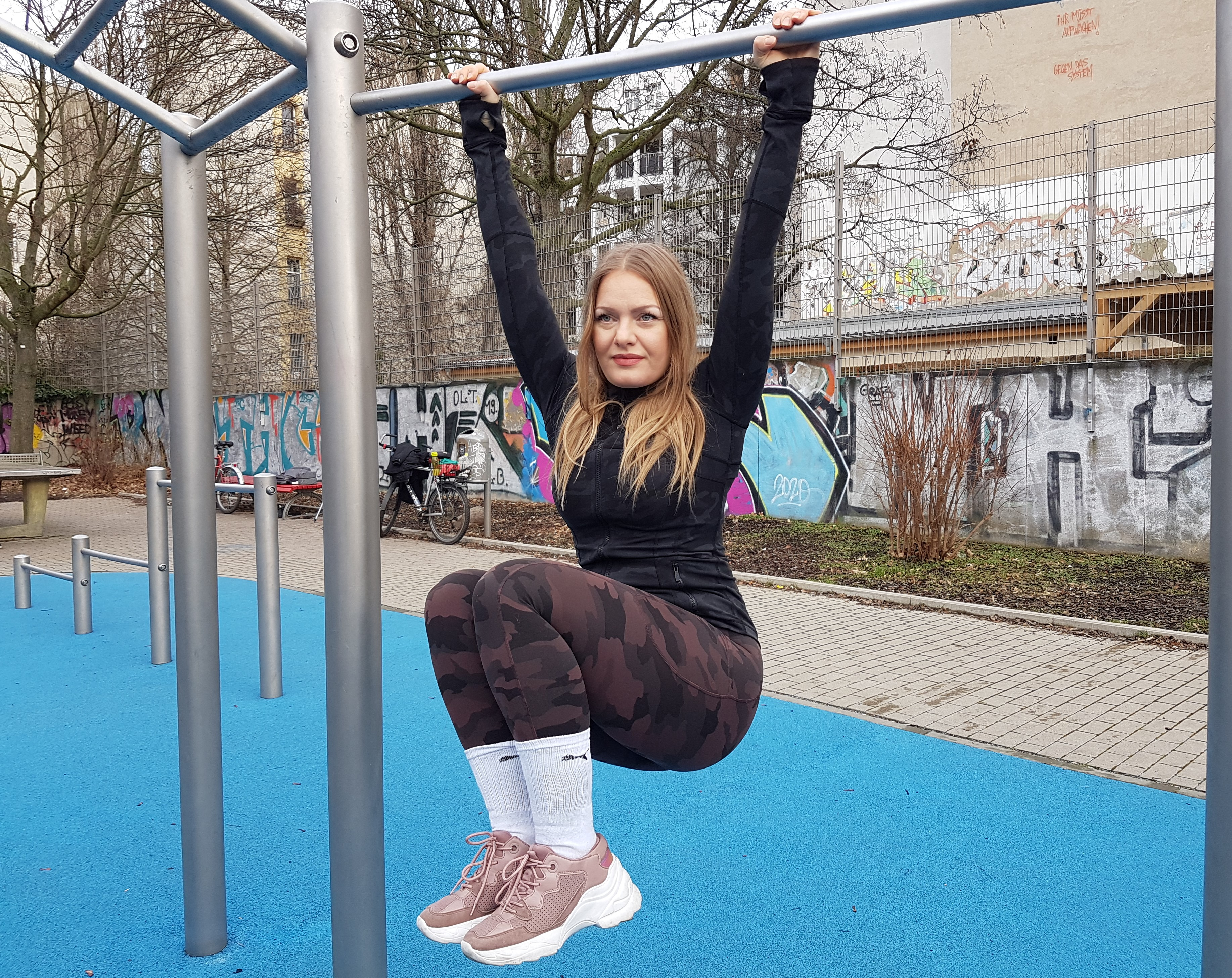 Trainer Viktoria   Dein Personal Trainer Berlin